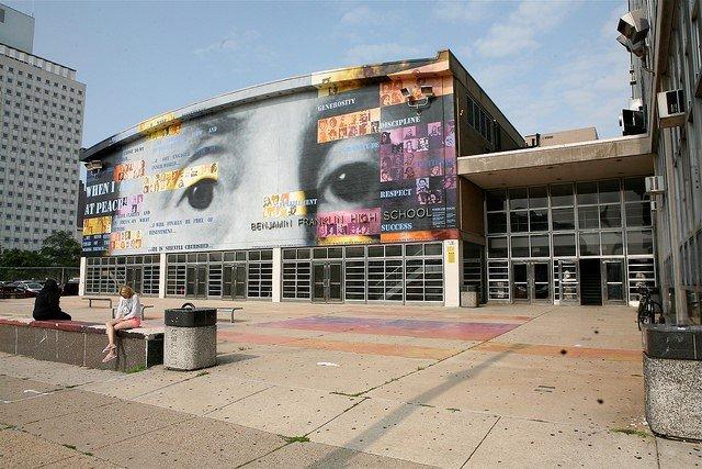 Benjamin Franklin Highschool, Philadelphia