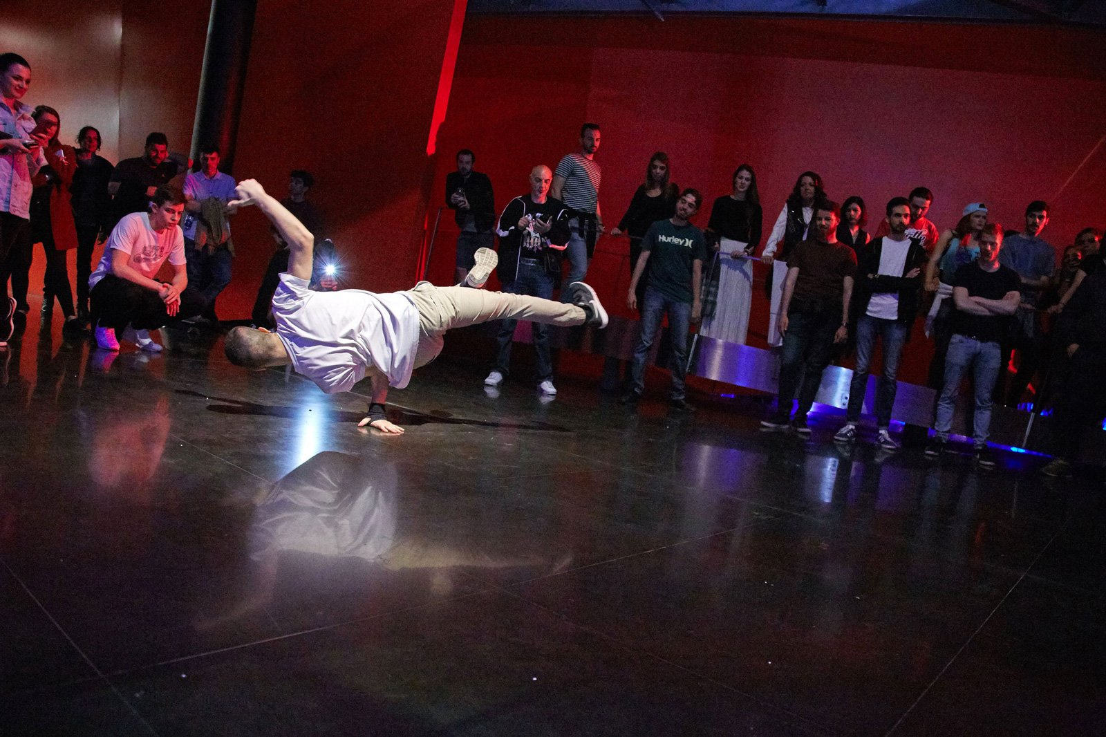 Breakdancing II, Rome, 2017 © Simon d'Exea. Drago. Systema of Independent Culture