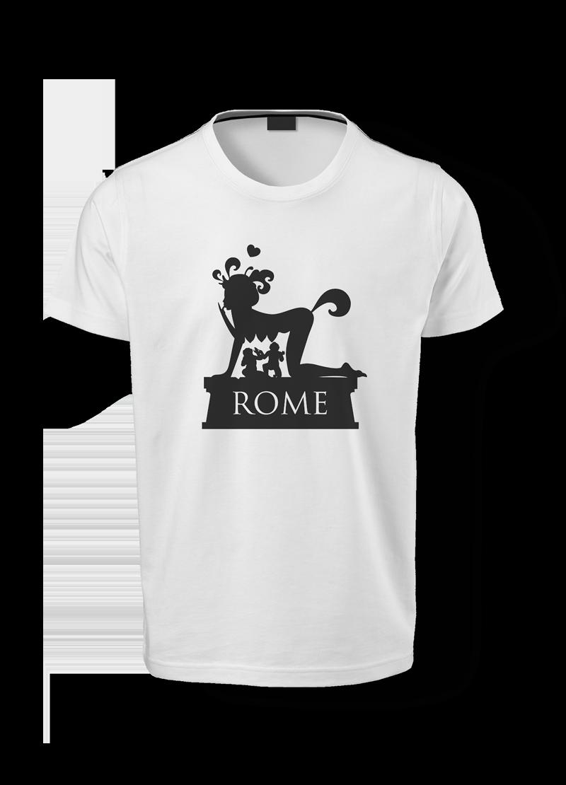 DolceQ, tee, tshirt, rome