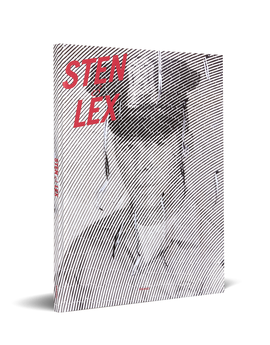 Sten & Lex Stan Lex Drago cover