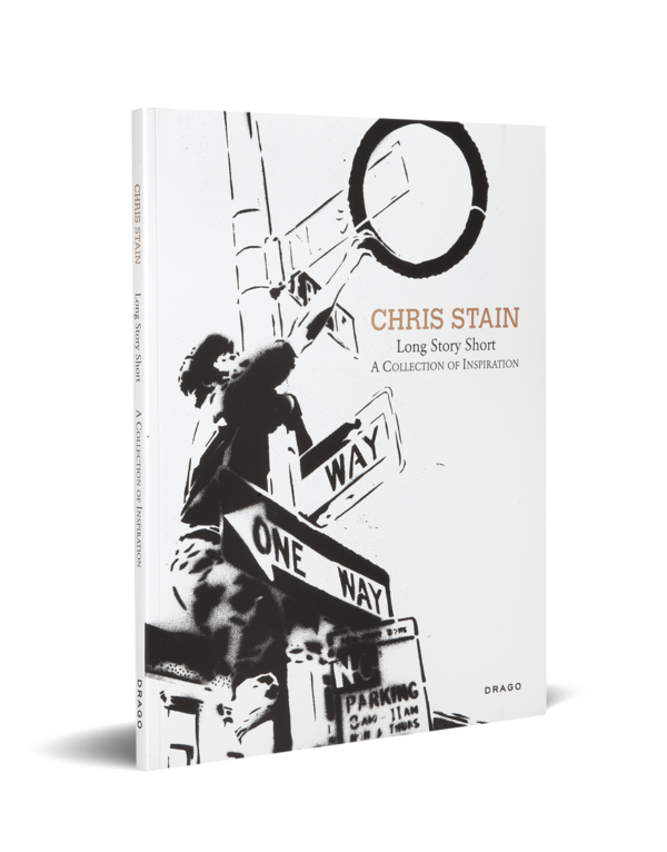 Long Story Short Chris Stain Drago cover