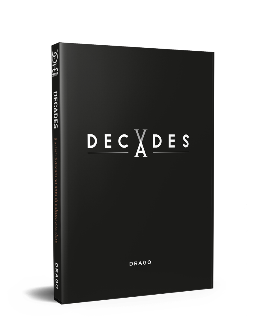 Decades Five Artists Five Decades Drago Publisher