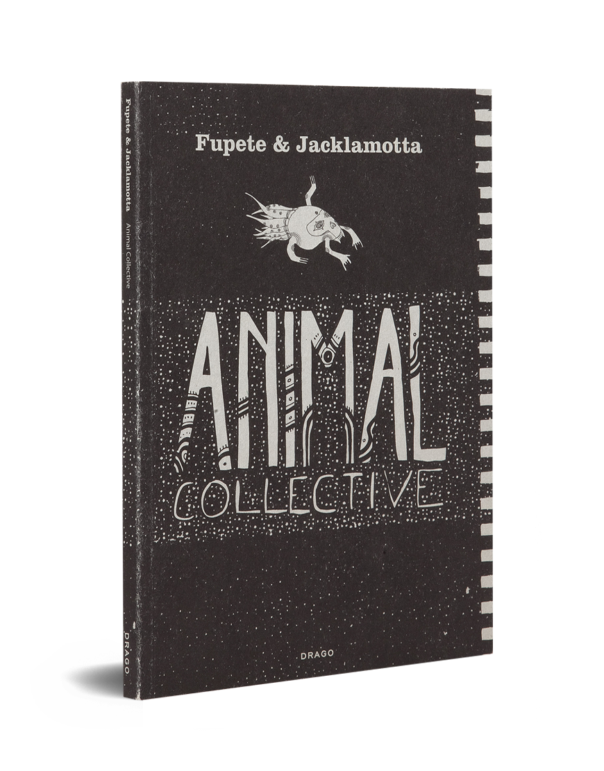Animal Collective Fupete Jacklamotta 36 Chambers Drago Cover