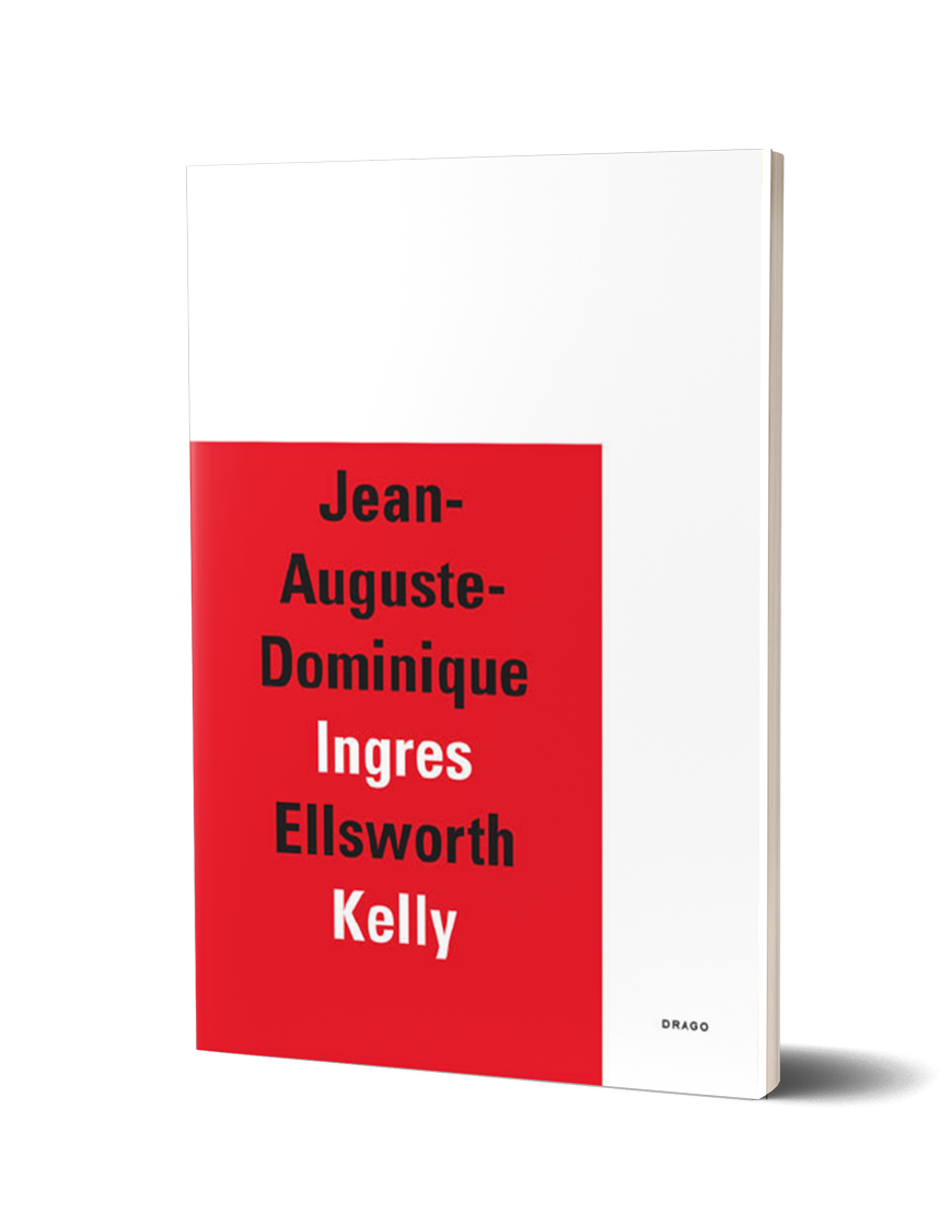 Ingres Kelly E. De Chassey Drago Publisher Cover