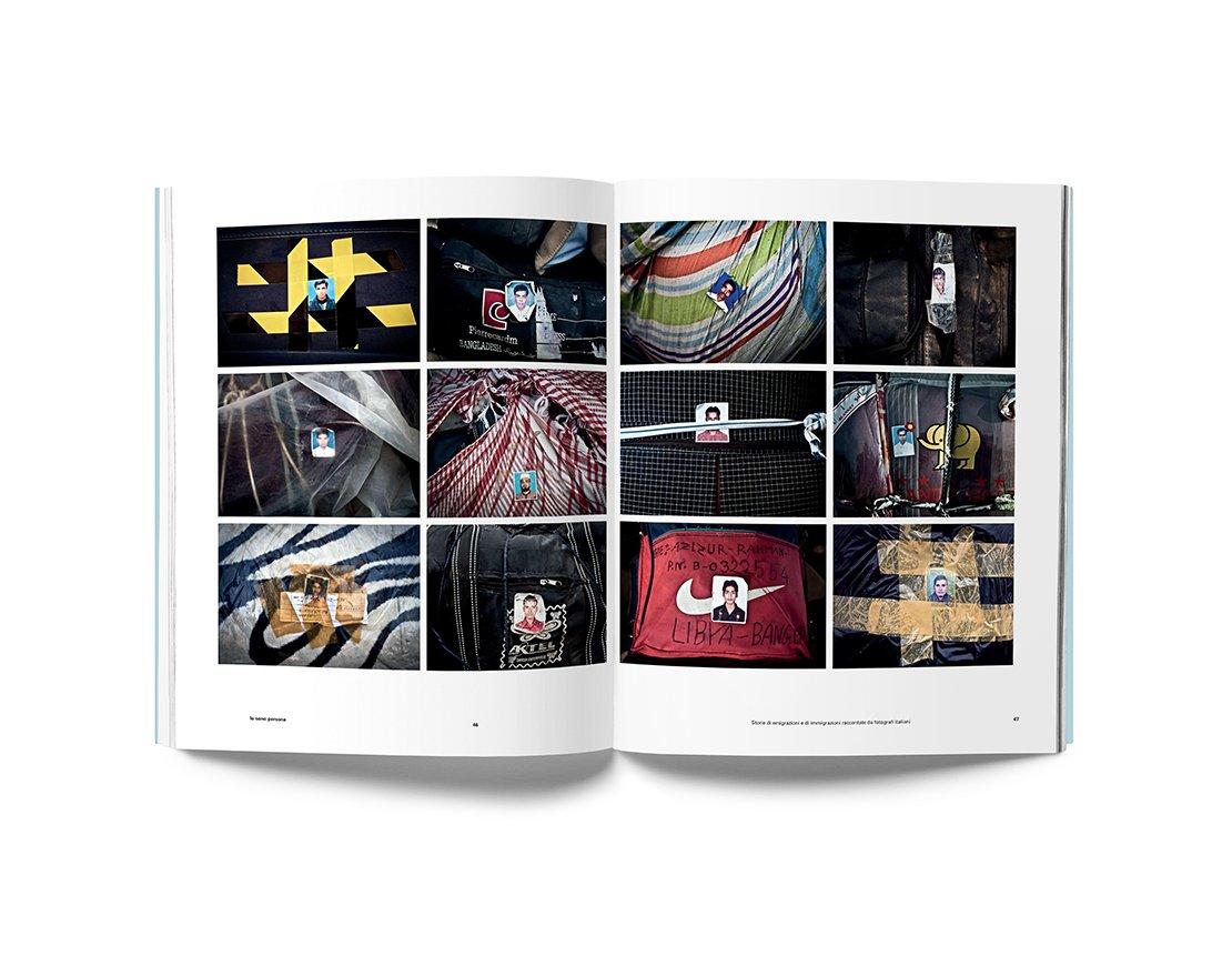 io sono persona curated by Giovanna Calvenzi Io sono Persona by Drago the book of the exhibition
