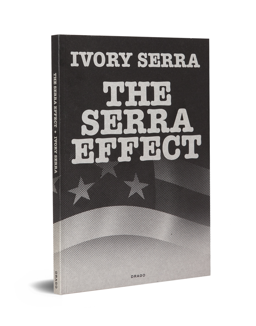 The Serra Effect Ivory Serra 36 Chambers Drago cover