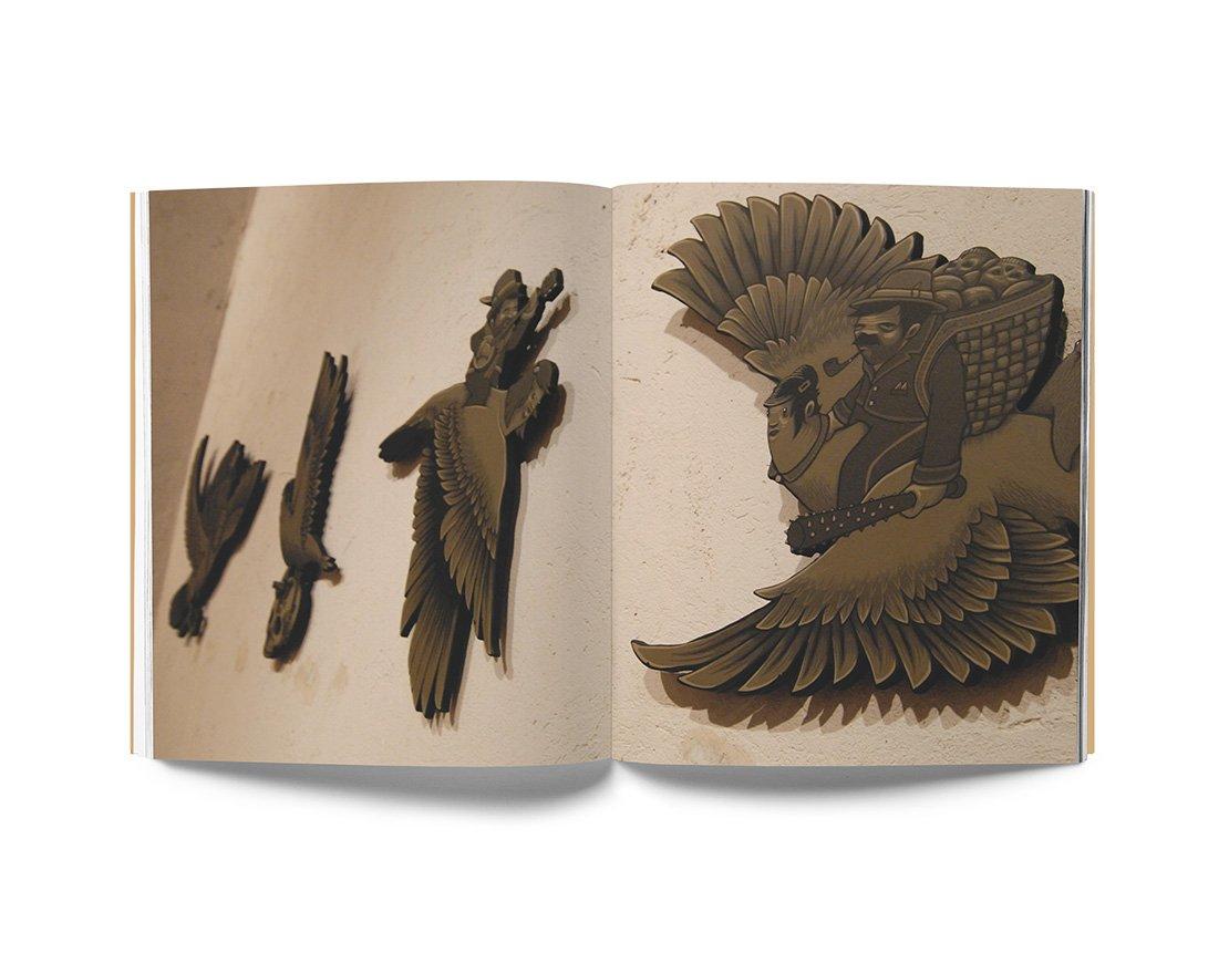 Jeremy Fish Rome Antic Delusions Drago 2