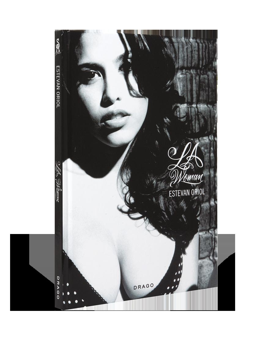 LA Woman Estevan Oriol Drago cover