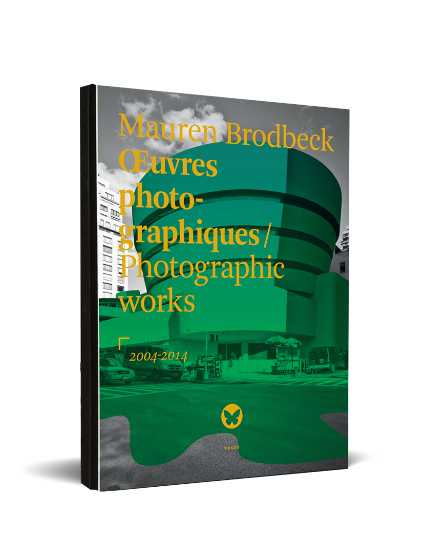 Œuvres Photographiques Maureen Brodbeck Drago cover