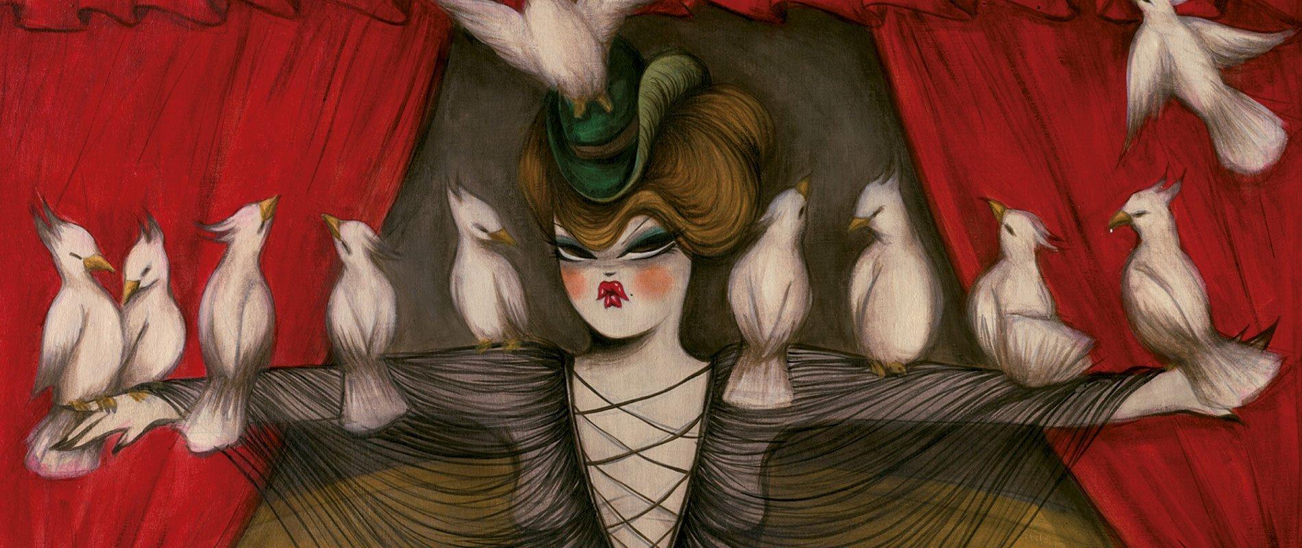 Twinkles Miss Van Drago