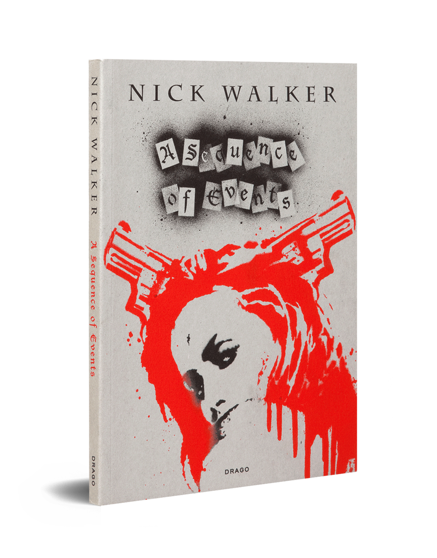 A Sequence of Events Nick Walker 36 Chambers Drago cover
