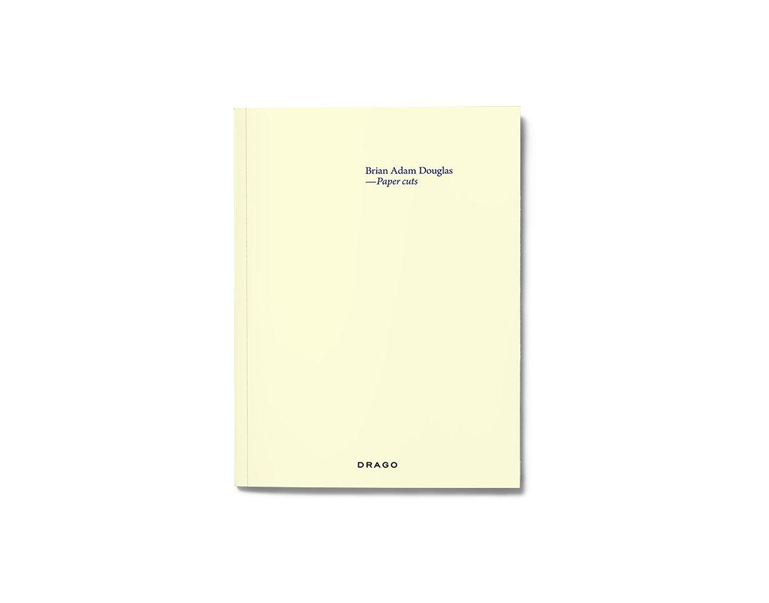 Paper Cuts Brian Adam Douglas Elbow Toe Drago cover