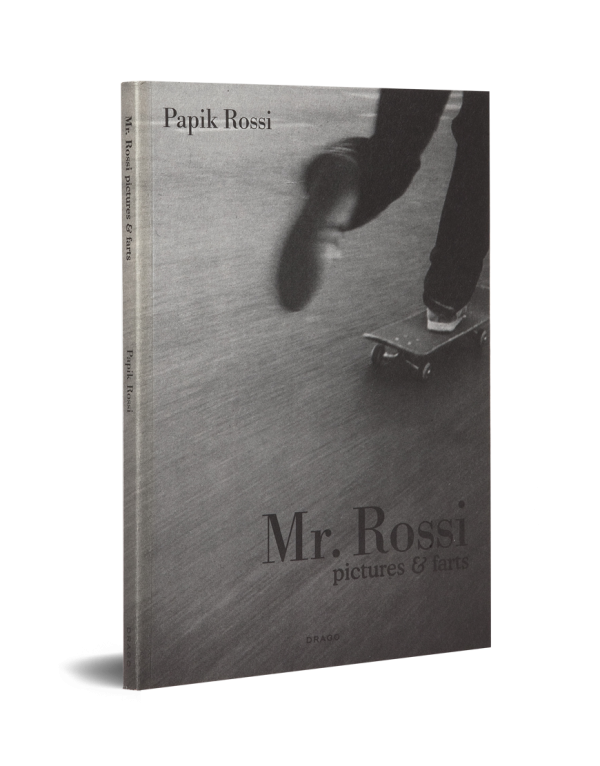 Mr. Rossi Papik Rossi 36 Chambers Drago cover