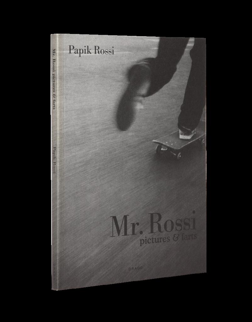 Mr. Rossi Papik Rossi 36 Chambers Drago cover