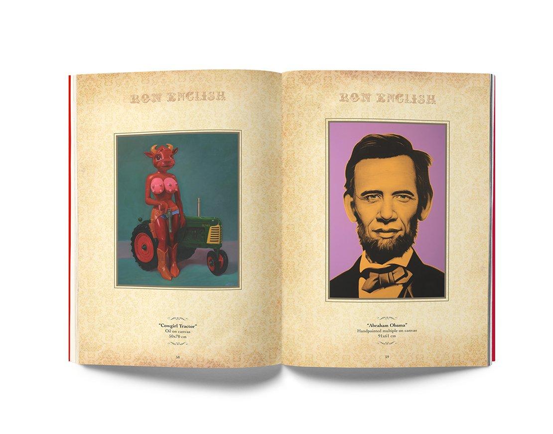 Pop Surrealism Dorothy Circus Gallery Drago 5