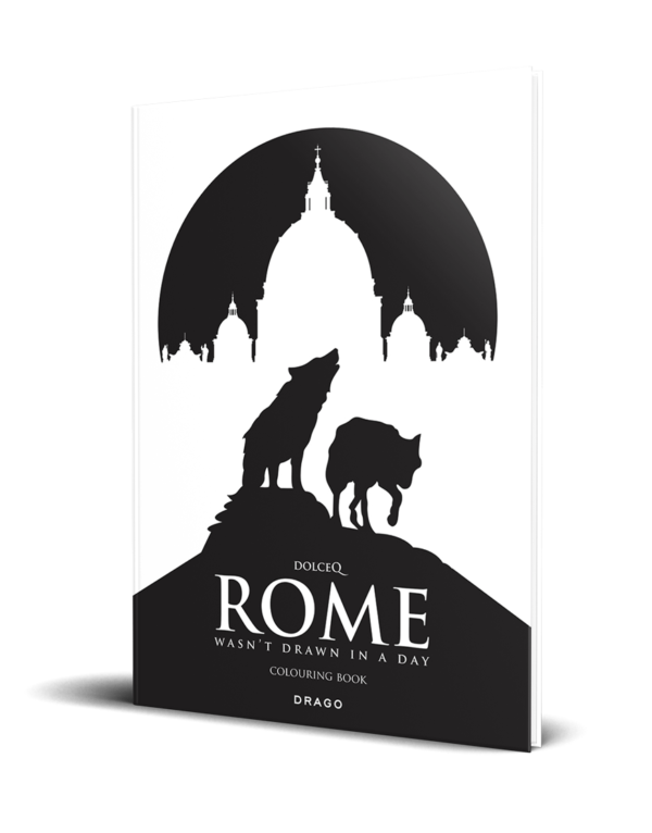 A personal souvenir of Rome by drago publisher