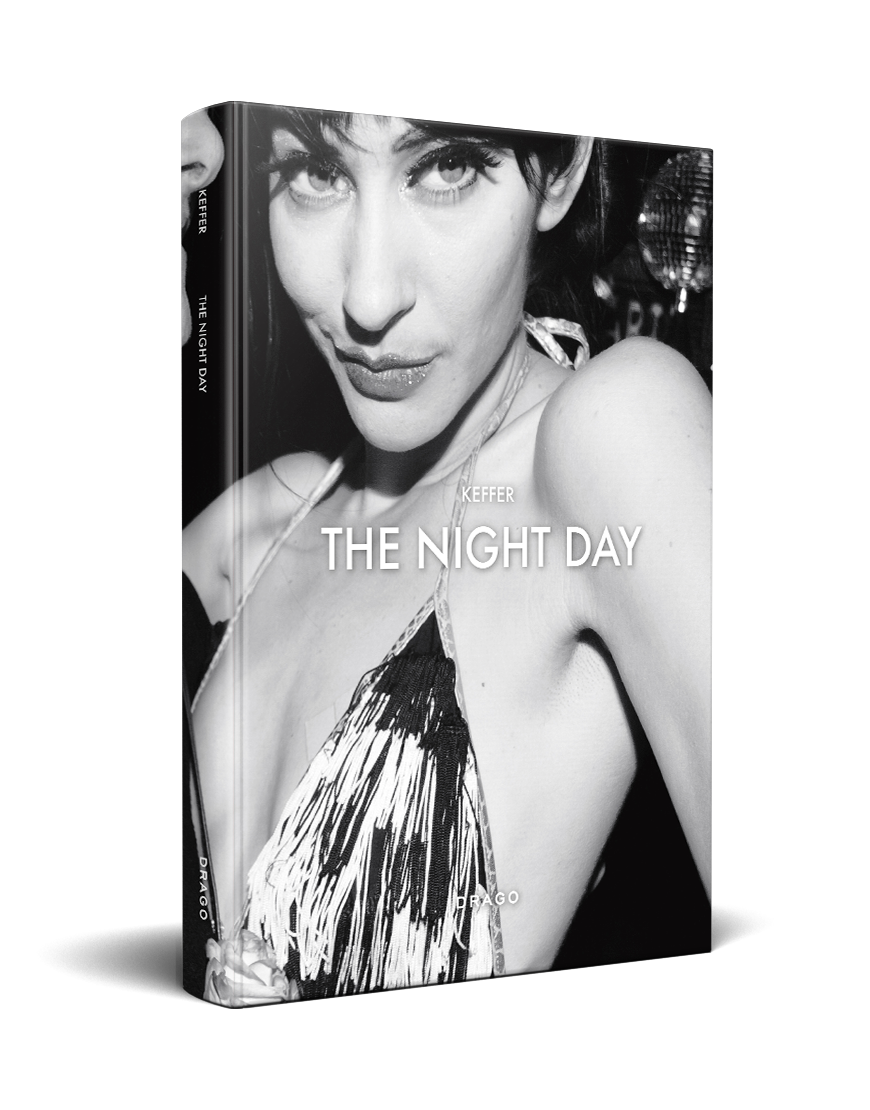 The Night Day Keffer Drago Publisher Cover EU