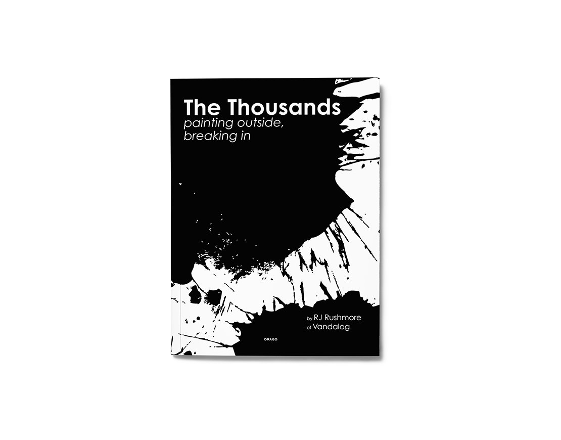 The Thousands by RJ Rushmore Drago cover