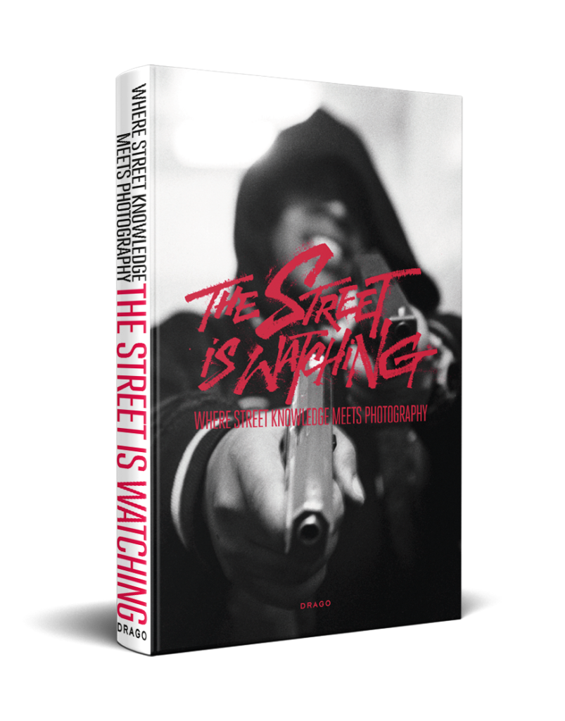 The Street is Watching Drago Street photography book Cover