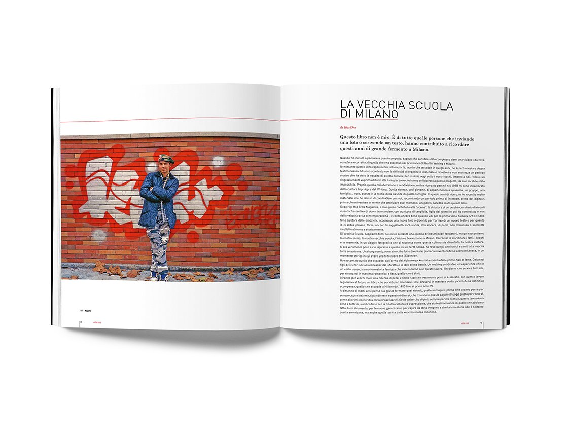 Vecchia Scuola Kayone Mantovani Drago Publisher 1