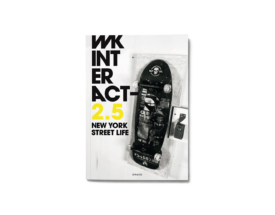 2.5 New York Street Life WK Interact 36 Chambers Drago