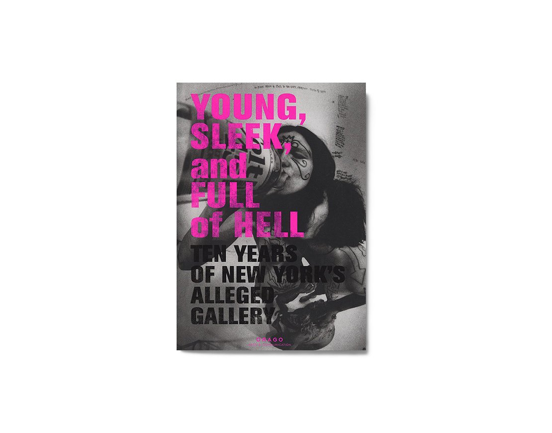 Young Sleek And Full Of Hell Aaron Rose Drago cover