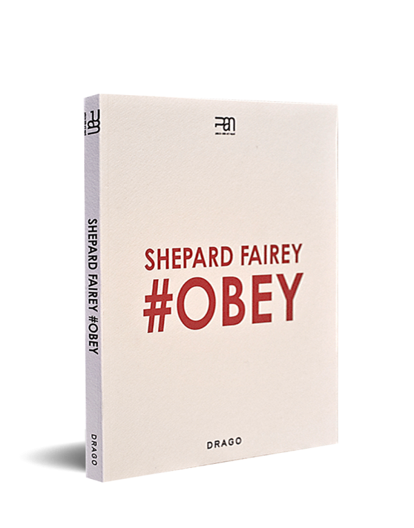 shepard fairey #obey the giant drago publisher cover