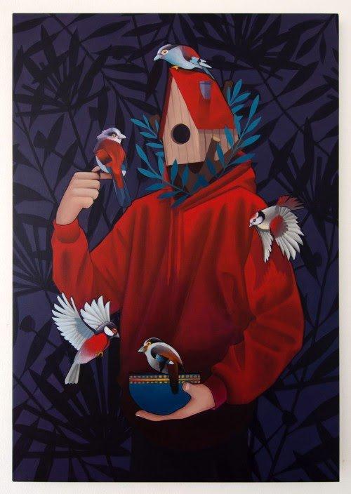 Artez Dreaming On Canvas Galo Art Exhibition