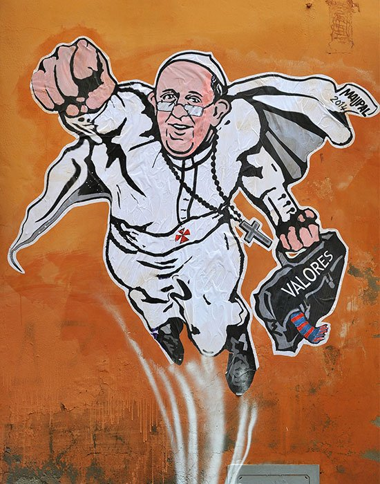 Maupal super pope