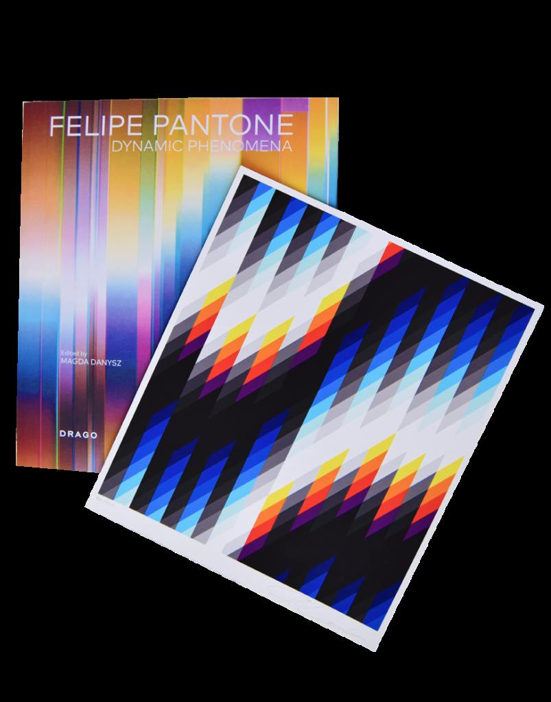 Felipe Pantone Limited Edition Print