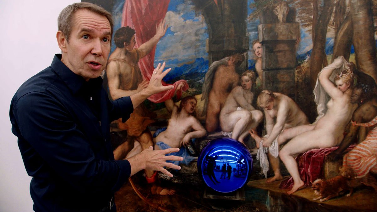 The price of Everything by Nathaniel Khan, Jeff Koons, Drago
