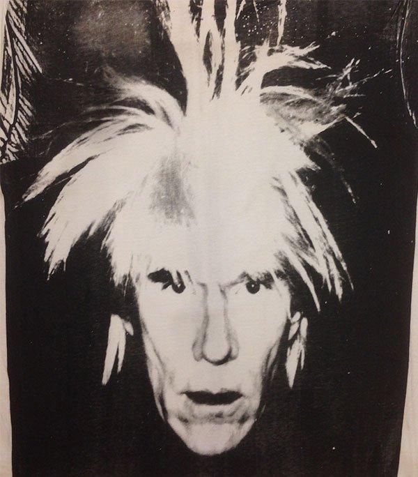 Andy Warhol Vittoriano Exhibition Rome