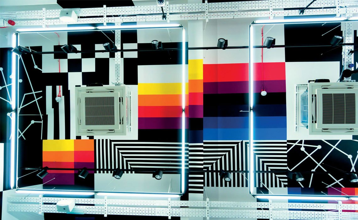 Felipe Pantone Dynamic Phenomena