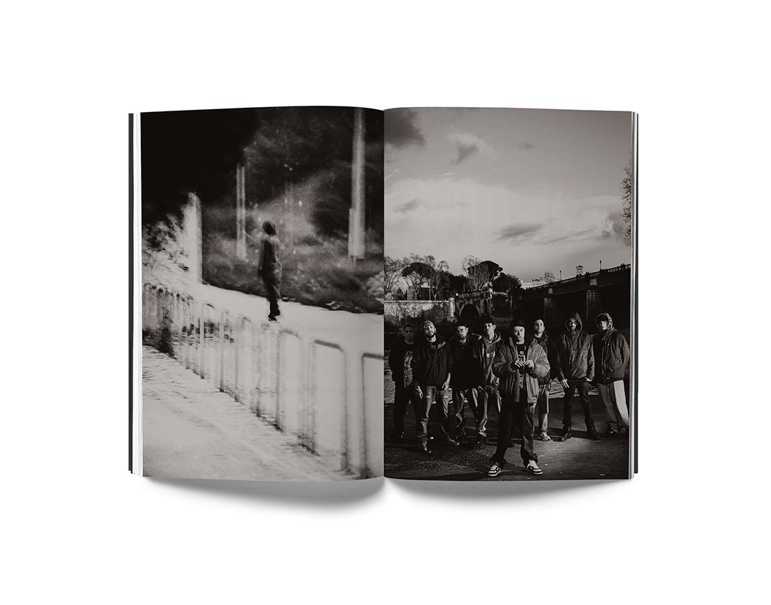 Vangelo MMXVIII, Paolo Cenciarelli, Street Photography book