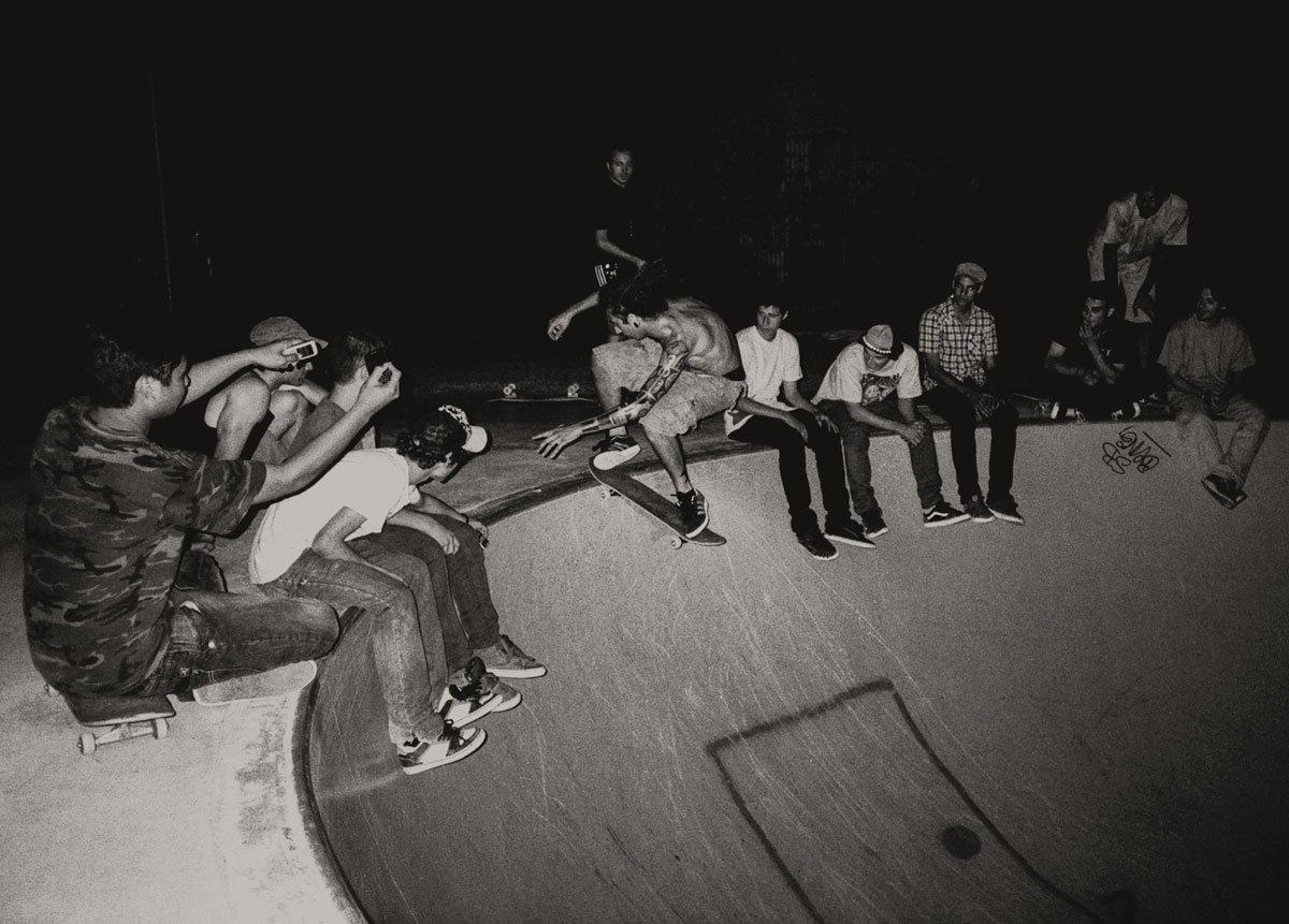skatepark cinecittà rome Vangelo MMXVIII Paolo Cenciarelli