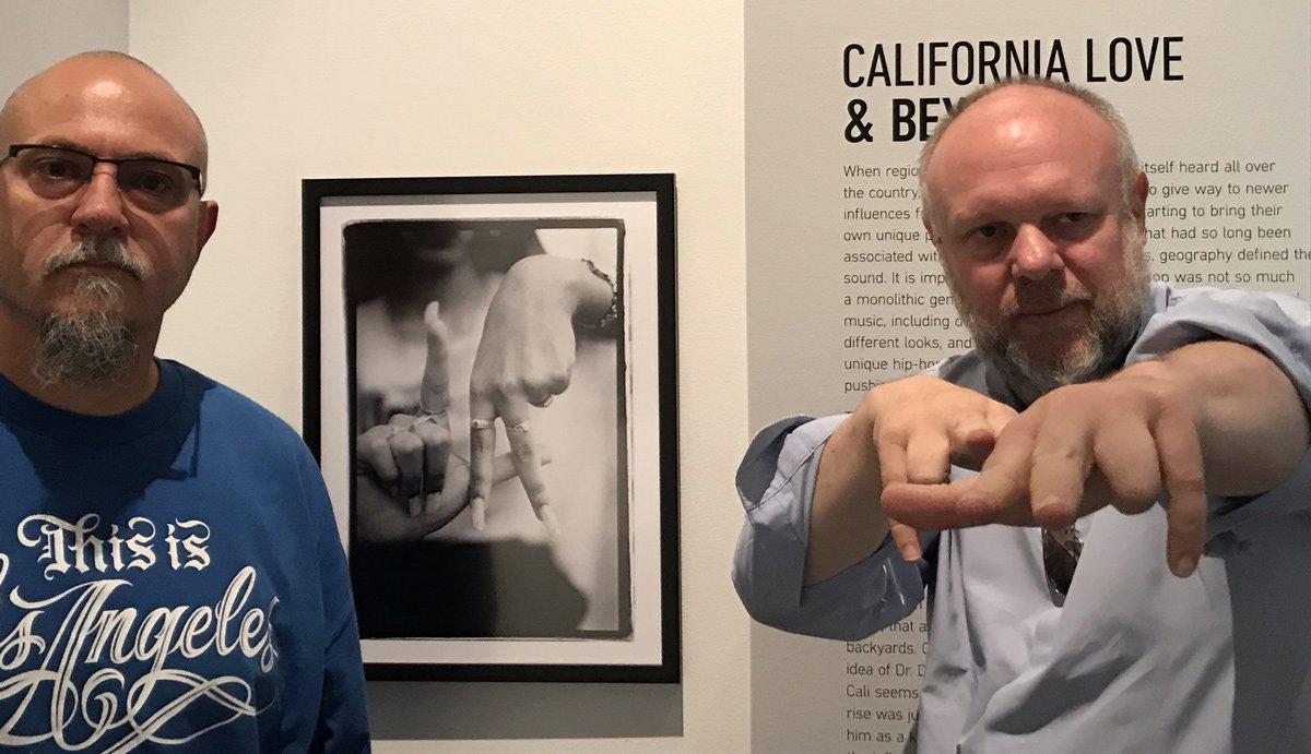 L.A. Fingers, Estevan Oriol, Paulo von Vacano