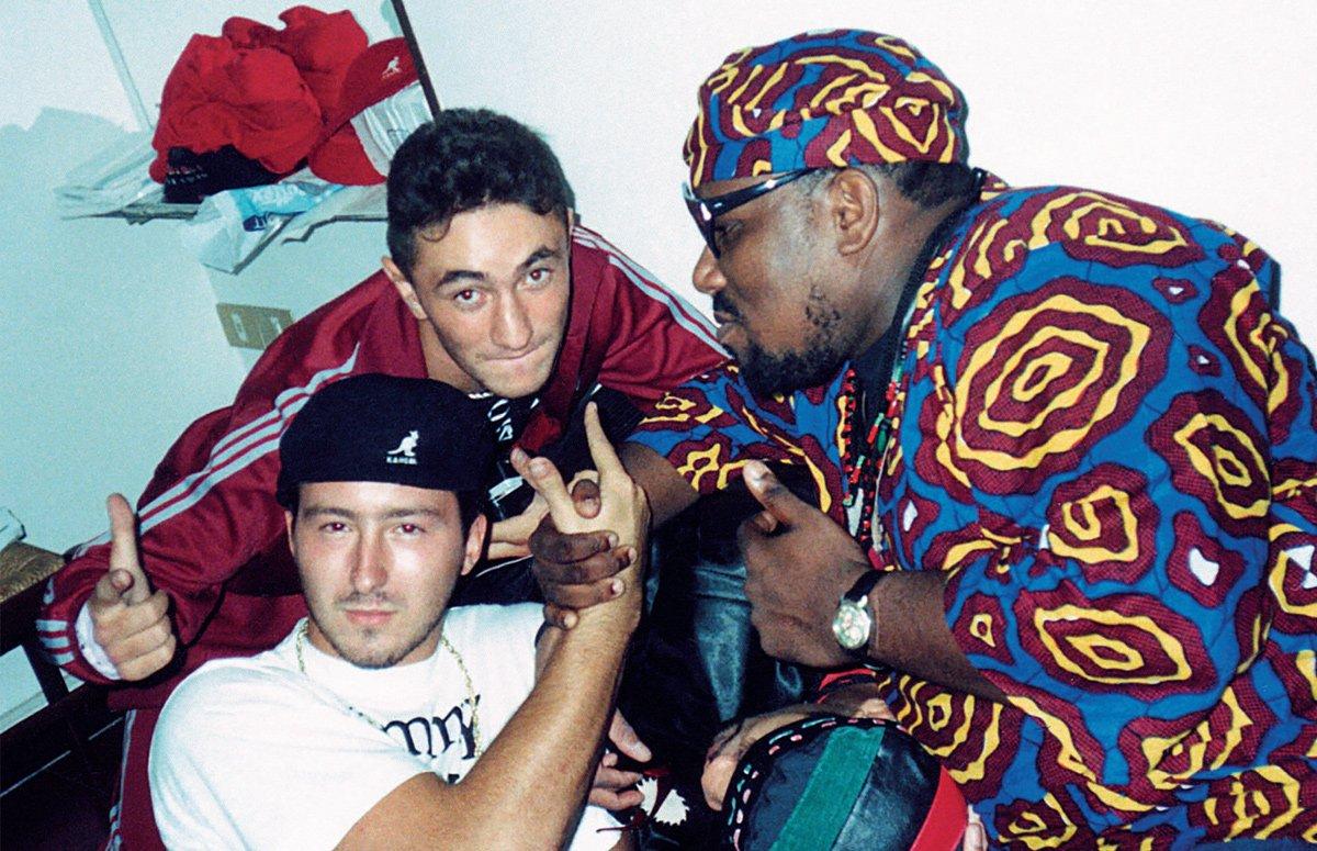 Crash Kid, Afrika Bambaataa, Ironglass, 1988, Graffiti Book, Music, Hip Hop
