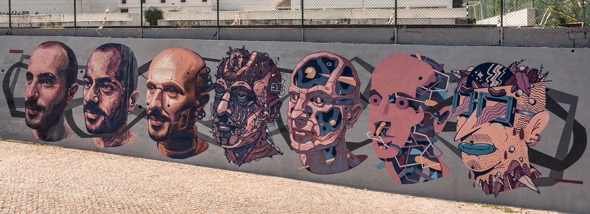 Colectivo Rua Festival Iminente Lisbon 2019