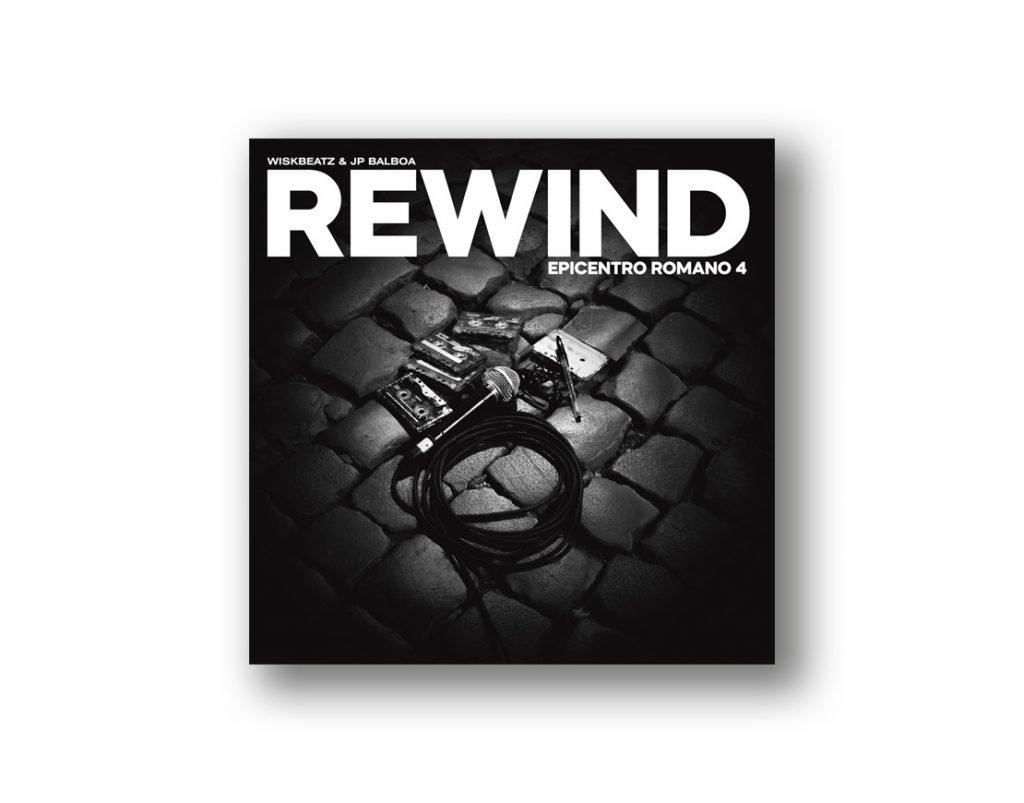Rewind, cover, epicentro romano 4, hip hop