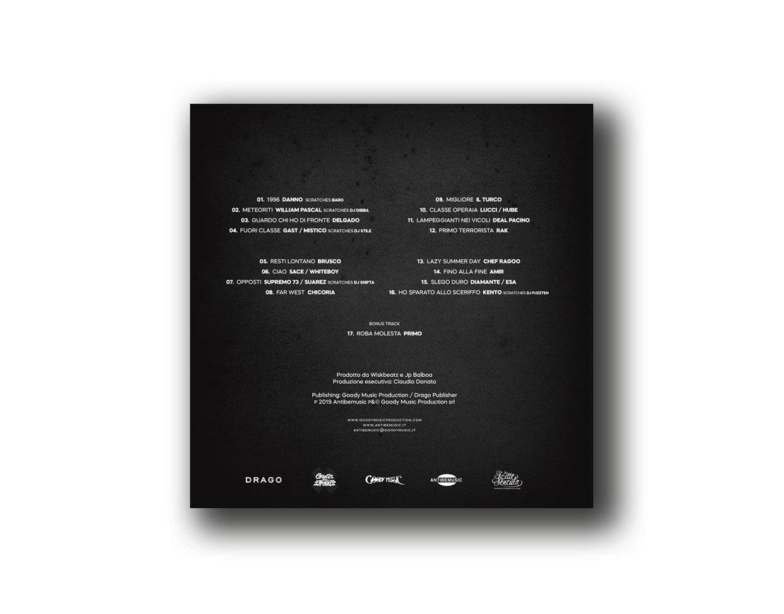 Rewind, Rewind, cover, epicentro romano 4, hip hop