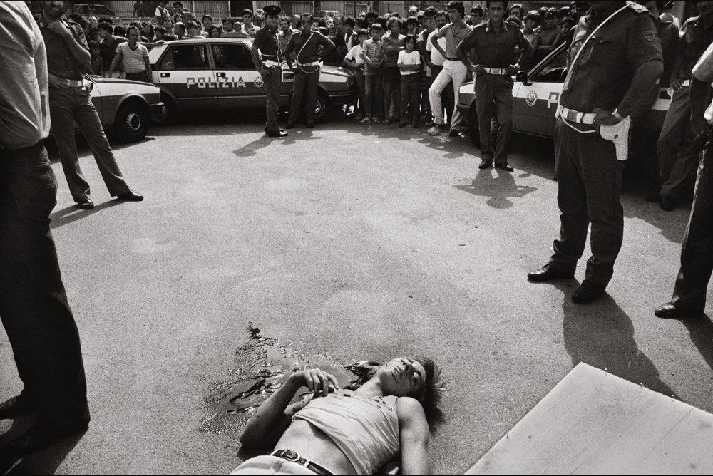 Letizia battaglia, anthology, street photography book, street photography, mafia