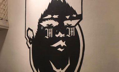 Memento mori, jbrock, ciccio, galo, street art, street art exhibition