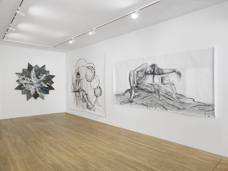 Swoon, Cicada, Street Art exhibition