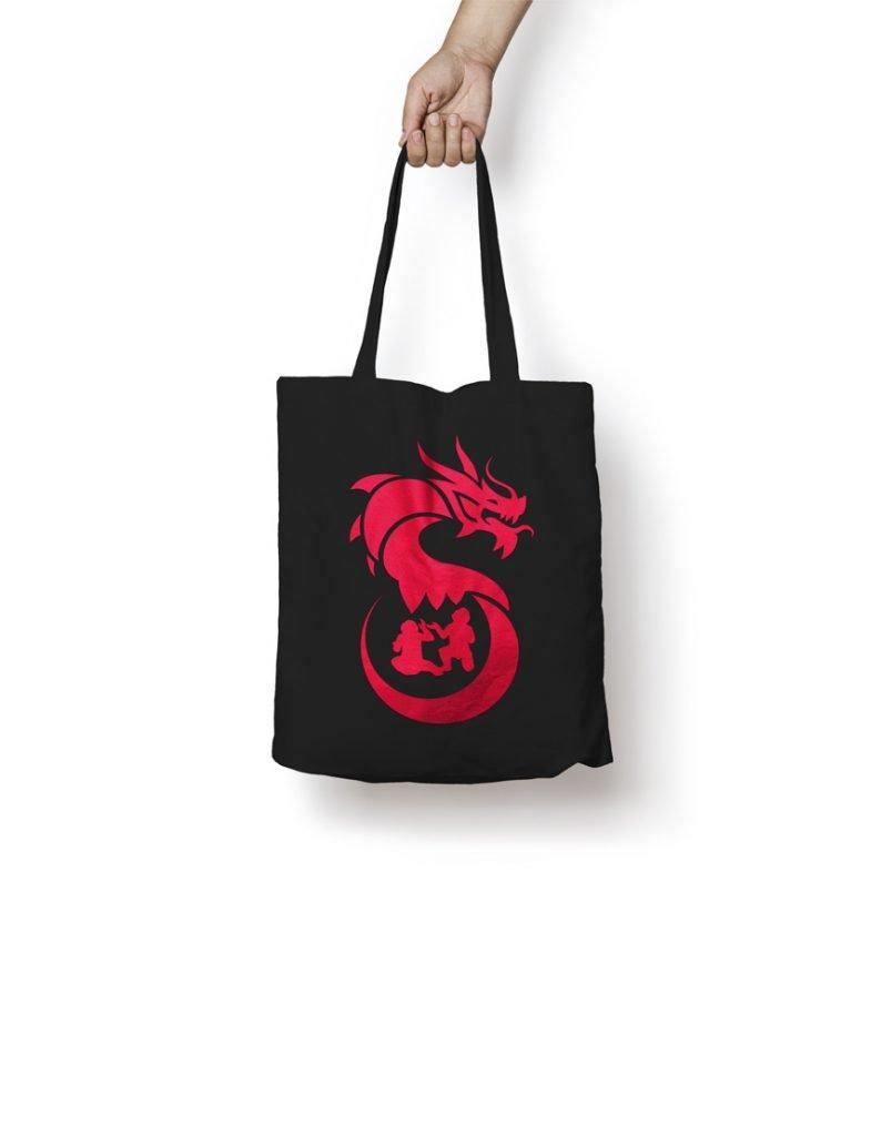 Drago bag, 2020, Street art merchandise