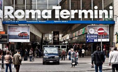 Niccolò Berretta, Stazione Termini, Street Photography, Rome