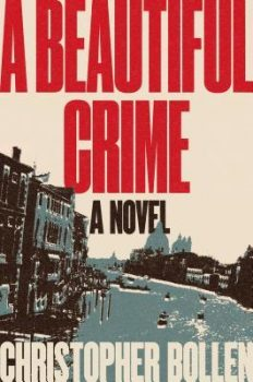 22) Which books are on your nightstand A Beautiful Crime