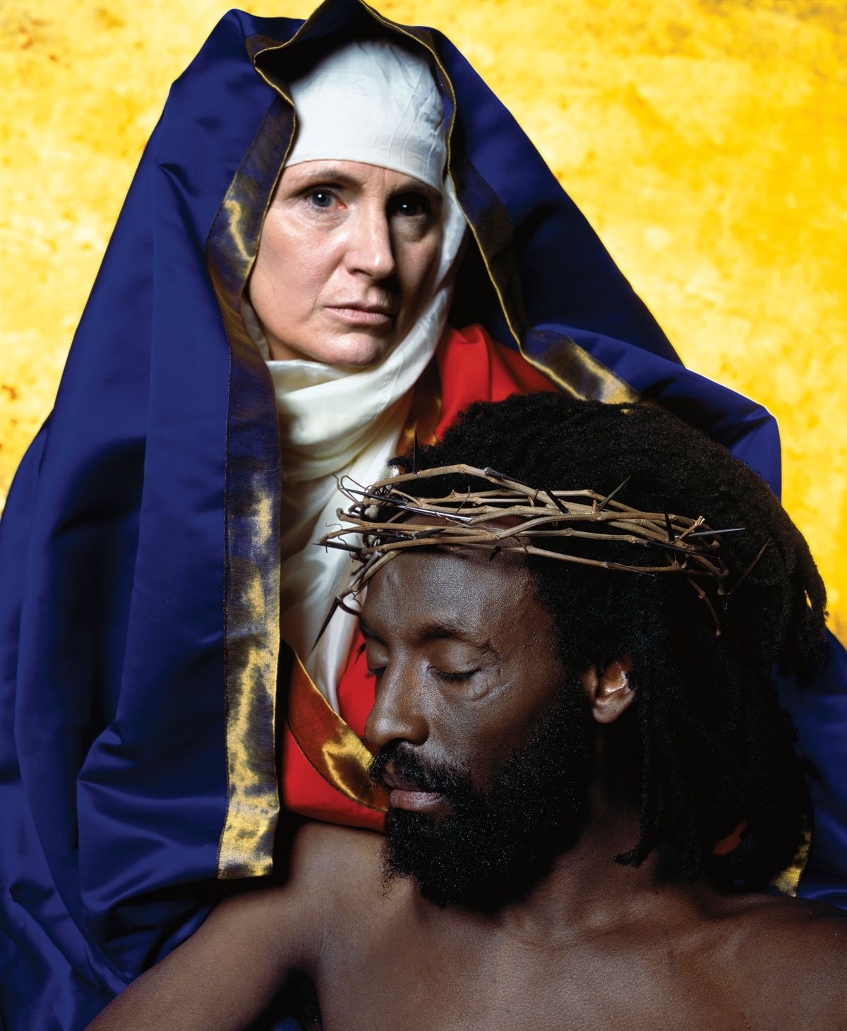 The Other Christ, Andres Serrano, Photography