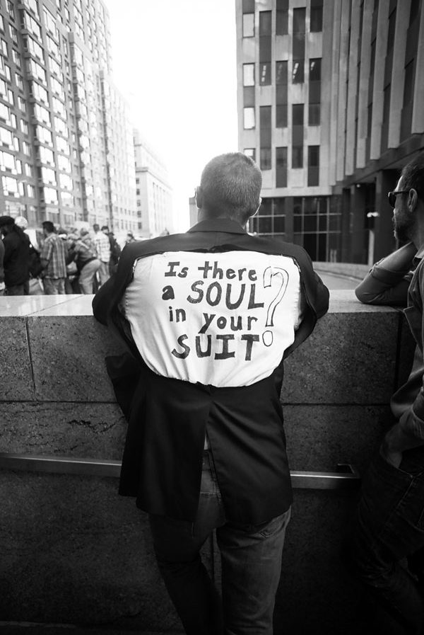 Soul in your Suit, NYC, 2011