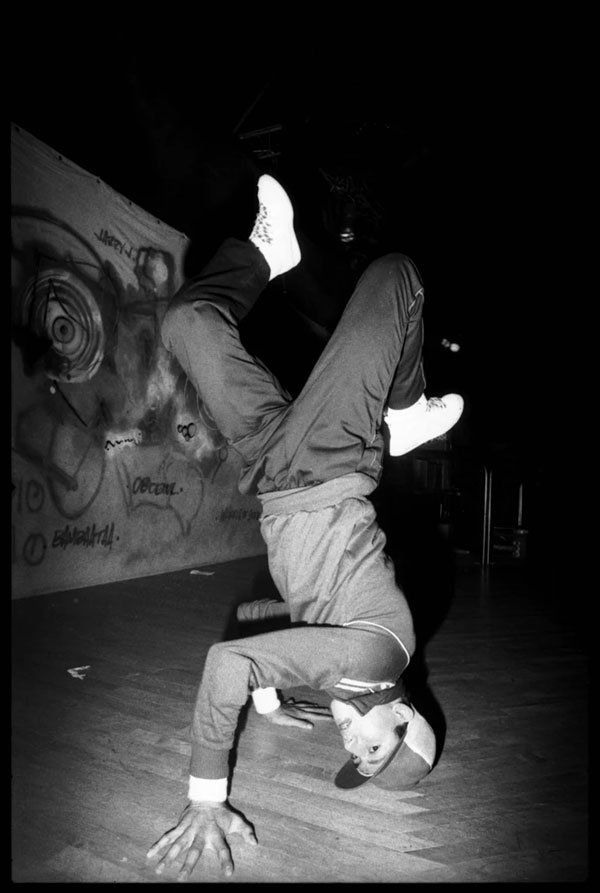 David Corio, Breakers at the Roxy, Break dance, Hip Hop