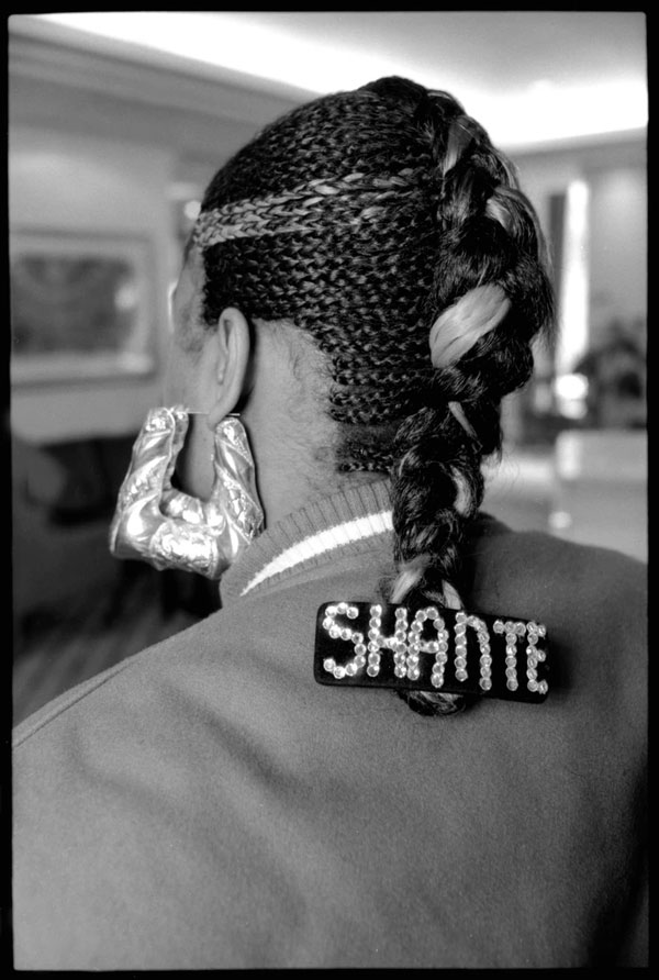 David Corio, Roxanne Shante, Street Photography, Hip Hop